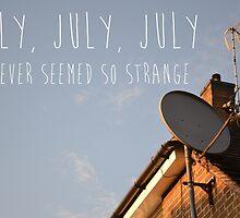 July, July! - The Decemberists by schnappischnap