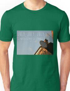 July, July! - The Decemberists Unisex T-Shirt