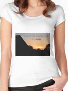 Waterloo Sunset - The Kinks Women's Fitted Scoop T-Shirt