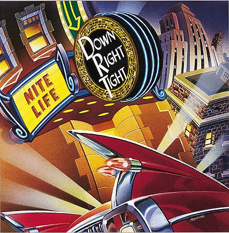 DRT cd cover by Jim rownd