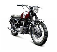 Triumph T120 Bonneville by tonynewland