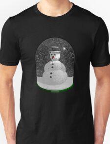 Snowman globe T-Shirt