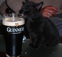 She likes da Guinness by Joni Philbin