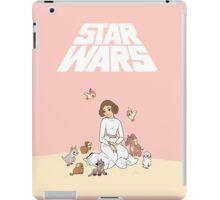 Disney Princess Leia iPad Case/Skin