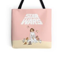 Disney Princess Leia Tote Bag