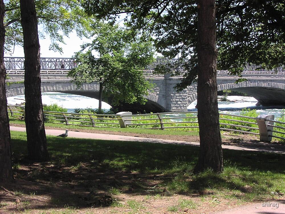 Bridge n Water  by shirag