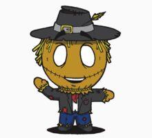 Halloweenies Scarecrow T-Shirt