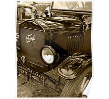 1924 Ford Model T Poster