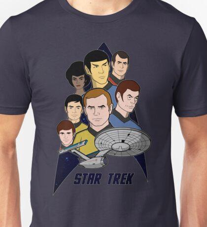 Star Trek: The Animated Series Unisex T-Shirt