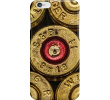 9mm Brass #2 iPhone Case/Skin