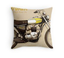 Triumph Trophy TR5T Throw Pillow