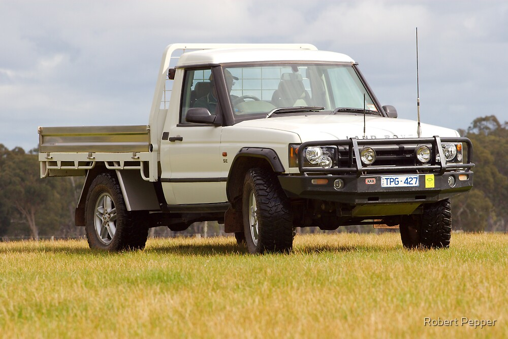 Land Rover Discovery Ute by robertp