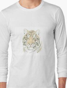 """Tiger"" Long Sleeve T-Shirt"