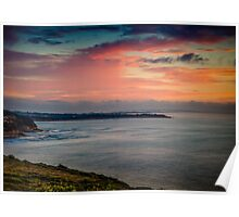 Bells Beach Sunrise Poster