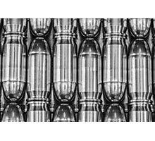 45 Auto #1 (Black & White) Photographic Print