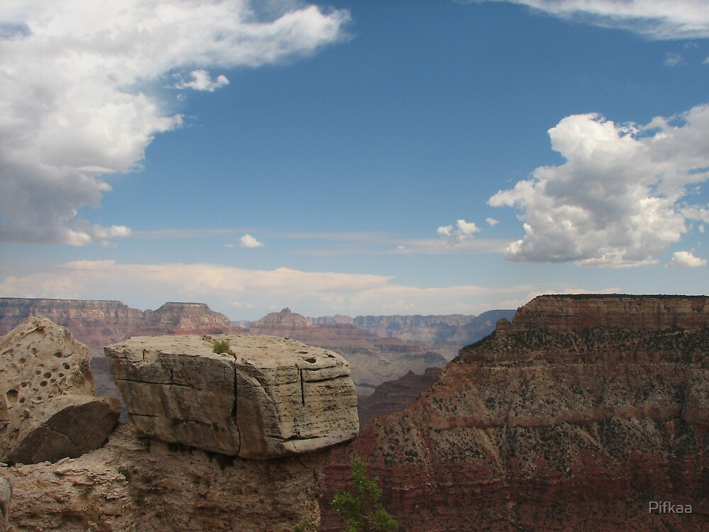Crand Canyon by Pifkaa
