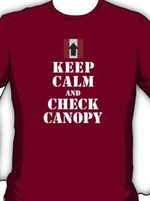 CHECK CANOPY - PATHFINDER PLATOON T-Shirt