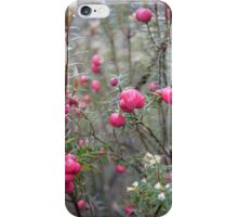 Mountain Pinkberry iPhone Case/Skin