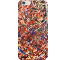 Abstract - Clown Suicide iPhone Case/Skin