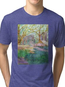 Another Realm Tri-blend T-Shirt