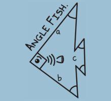 Angle fish - parody Kids Clothes