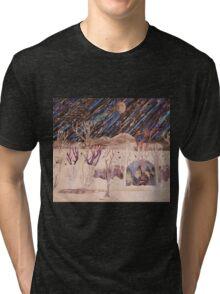 Earth Watch Tri-blend T-Shirt