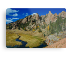 Still The Old West! Metal Print