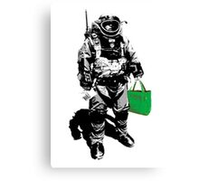 Need Anything From The Shops? Canvas Print