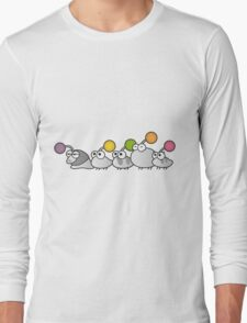 The punies (Paper Mario) Long Sleeve T-Shirt