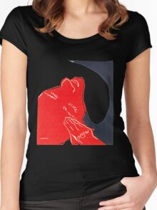 Faith Women's Fitted Scoop T-Shirt