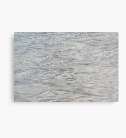 Sand Patterns Metal Print