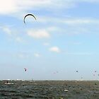 Kite Surfing by z71jessi