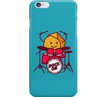 Rock rocking rock iPhone Case/Skin