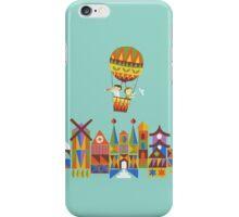 Voyage around the world iPhone Case/Skin