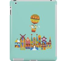 Voyage around the world iPad Case/Skin