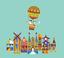 Voyage around the world by Budi Kwan