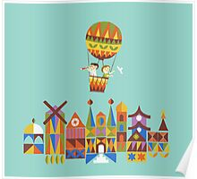 Voyage around the world Poster