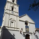 El Salvador Church, Nerja by wiggyofipswich