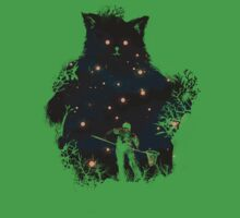 Forest guardian Kids Clothes