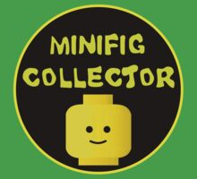 MINIFIG COLLECTOR Baby Tee