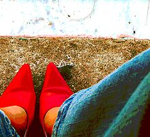 Nothing Like Your Red High Heels! by z71jessi