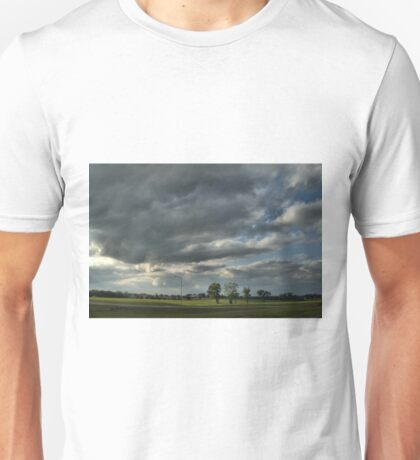 Flat Lands of Kansas Unisex T-Shirt