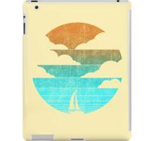 Go West (sailing) iPad Case/Skin