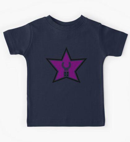 Customize My Minifig Trade Mark Logo Kids Tee