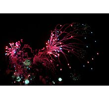 Exploding Red Dwarf Photographic Print