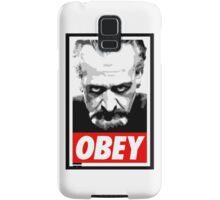 Obey Your Master! Samsung Galaxy Case/Skin
