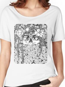 Flower Bed Women's Relaxed Fit T-Shirt