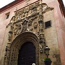 Manificent Door, Malaga by wiggyofipswich