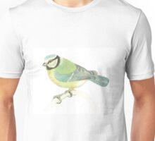 """""""Blue tit"""" Unisex T-Shirt"""