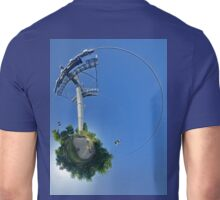 Cable car at Floriade 2012 Unisex T-Shirt